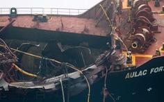 Tìm thấy thi thể thuyền viên thứ hai tàu chở dầu Việt Nam bị cháy ở Hong Kong