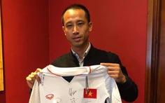 Đội tuyển Việt Nam sẽ có điểm