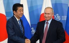 Nhật cần có hòa ước với Nga để kềm chế Trung Quốc