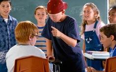 Trẻ bị bạo lực học đường có nguy cơ cao mắc tâm thần