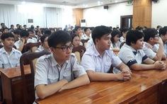 TP.HCM ra mắt 120 thí sinh thuộc đội tuyển học sinh giỏi quốc gia
