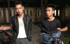 Hai thanh niên khai giết nam sinh chạy Grab vì xin nợ tiền xe không được