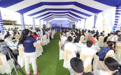 Mở bán dự án Lagoona Bình Châu thu hút khách hàng