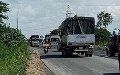 Thông xe tuyến tránh quốc lộ 91