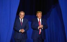 Ông Trump nhờ chính khách các nước truy cứu vụ điều tra liên quan đến Nga
