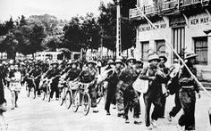 Kỷ niệm 65 năm ngày giải phóng Thủ đô: Hà Nội, ngày đoàn hùng binh khải hoàn