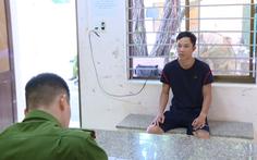 Video: Bắt đối tượng nghiện ma túy chuyên vòi tiền doanh nghiệp