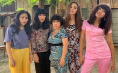 Hoa hậu Diễm Hương hóa chị Tứ diễn hài cùng 'Ngũ long phá án'