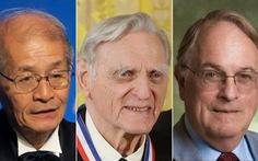 Nobel Hóa học: Pin sạc lithium-ion đưa thế giới tiếp cận cách mạng công nghệ mới