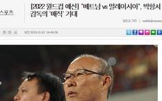 Báo Hàn: 'HLV Park Hang Seo sẽ tiếp tục mang đến điều kỳ diệu cho bóng đá Việt Nam'