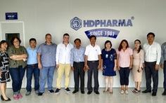 HDPHARMA hợp tác cùng Bộ Y tế Campuchia và Công ty Karuna Pharma