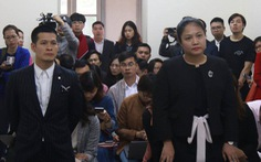 Hoãn phiên tòa phúc thẩm vụ tranh chấp vở diễn Tinh hoa Bắc Bộ