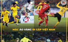 CĐV Việt Nam: 'Quang Hải là món quà Thượng đế tặng bóng đá Việt Nam'