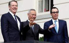 Mỹ: Đàm phán thương mại với Trung Quốc 'tốt đẹp hơn dự kiến'