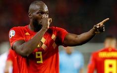 Lukaku lập cú đúp, Bỉ 'giựt' vé đầu tiên dự vòng chung kết Euro 2020