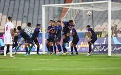 Sút 'kiểu gì cũng vô', Iran vùi dập Campuchia 14-0