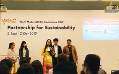 Sinh viên Duy Tân giành giải Á quân tại hội nghị sinh viên ASEAN - YMAC 2019