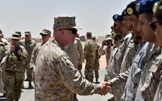 Mỹ rầm rộ chuyển vũ khí, điều thêm 1.800 quân đến Saudi Arabia