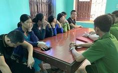 Quảng Bình tạm giữ 25 người về hành vi đánh bạc qua mạng