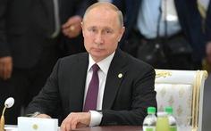 Ông Putin tiết lộ không theo dõi trực tiếp Twitter của ông Trump