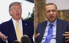 Ông Trump trừng phạt Thổ Nhĩ Kỳ: Nâng thuế thép, dừng đàm phán 100 tỉ USD
