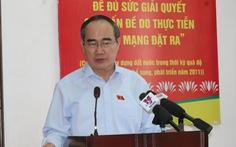 Bí thư Nguyễn Thiện Nhân: 'Chúng ta đủ sức bảo vệ biển đảo của Tổ quốc'