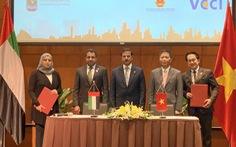 UAE muốn kết nối với Việt Nam bằng 'con đường tơ lụa Dubai'