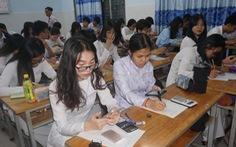 TP.HCM: Học sinh không thể đến trường có thể làm bài kiểm tra trực tuyến