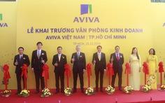 Aviva Việt Nam khai trương văn phòng kinh doanh thứ hai tại TP.HCM