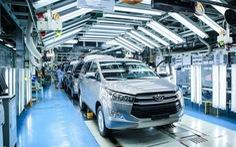 Toyota chinh phục khách hàng Việt với cam kết chất lượng
