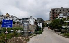 Lập phương án dỡ 13 biệt thự cao cấp vi phạm ở Nha Trang