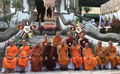 5 nước dọc Mekong giao lưu phật giáo vì 'hoà bình khu vực'