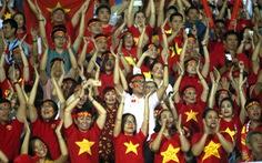 CĐV Việt Nam vui nổ trời tại Bali
