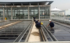 TP.HCM tính dùng nước thải sau xử lý làm nguyên liệu cho nhà máy cấp nước