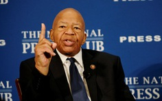 Chủ tịch Ủy ban Cải cách và giám sát Hạ viện Mỹ Elijah Cummings qua đời