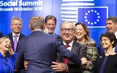 Anh - EU 'thôi thì đường ai nấy đi' sau 46 năm lục đục