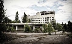 Ukraine mở cửa phòng điều khiển lò phản ứng hạt nhân Chernobyl