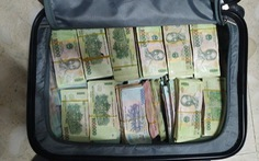 Tài xế nghi trộm cả vali tiền hơn 3,5 tỉ của công ty giấu ở phòng bạn gái