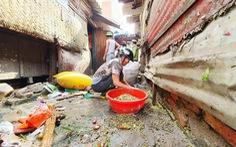 Nhiều tiểu thương chợ Vinh trắng tay sau đợt ngập lụt lịch sử