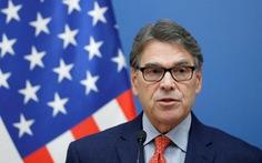 Bộ trưởng Năng lượng Mỹ Rick Perry sắp mất chức