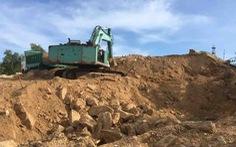 Công ty cáp treo Vũng Tàu bạt 8.300 m2 đất núi Lớn khi chưa có giấy phép