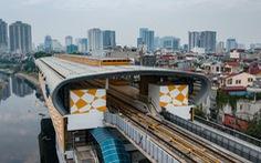 Đường sắt Cát Linh - Hà Đông chưa hoàn thành đã phải trả nợ vay