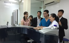 Điều trị cận thị theo bản đồ giác mạc của từng bệnh nhân