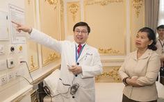 Phó thủ tướng Campuchia muốn người dân sang Việt Nam khám bệnh nhiều hơn