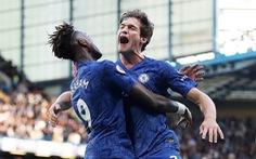 Thắng trận thứ 3 liên tiếp, Chelsea vào tốp 3