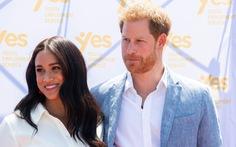 Vợ hoàng tử Harry khó khăn vượt qua điều tiếng khi vừa mới sinh con