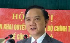 Ông Nguyễn Khắc Định nhận chức bí thư Tỉnh ủy Khánh Hòa