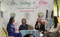 Ba cây bút nữ Võ Diệu Thanh, Ann Lê và Pha Lê: Vui để yêu và Yêu để vui