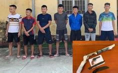 Tạm giữ 7 nghi phạm vụ hỗn chiến làm 7 người bị thương ở Sầm Sơn