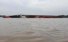 Sau tai nạn chìm tàu, khẩn trương hạn chế lưu thông hàng hải trên sông Lòng Tàu, Cần Giờ